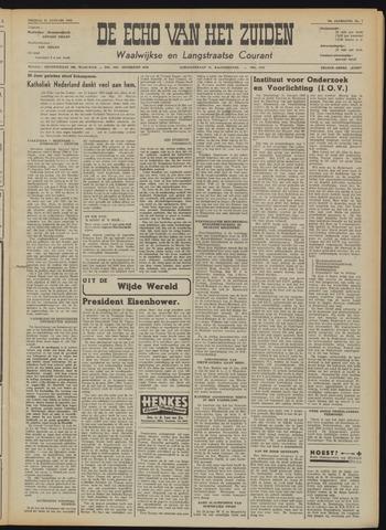 Echo van het Zuiden 1953-01-23