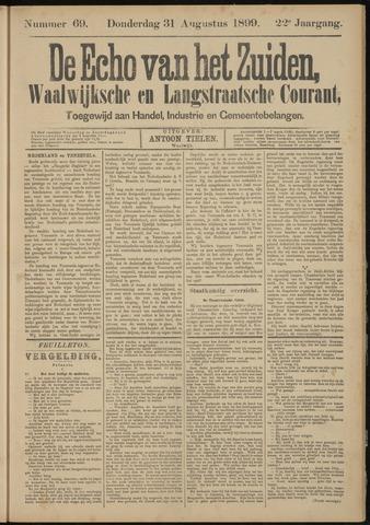Echo van het Zuiden 1899-08-31