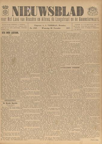 Nieuwsblad het land van Heusden en Altena de Langstraat en de Bommelerwaard 1917-11-28