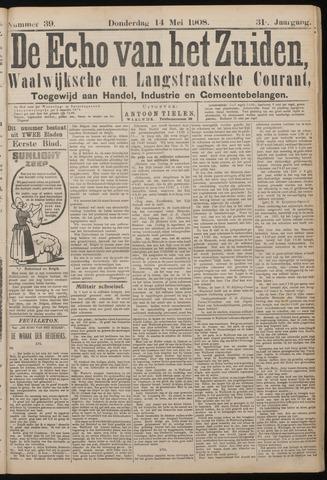 Echo van het Zuiden 1908-05-14