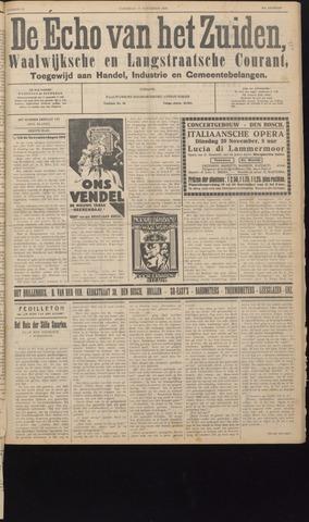 Echo van het Zuiden 1928-11-16