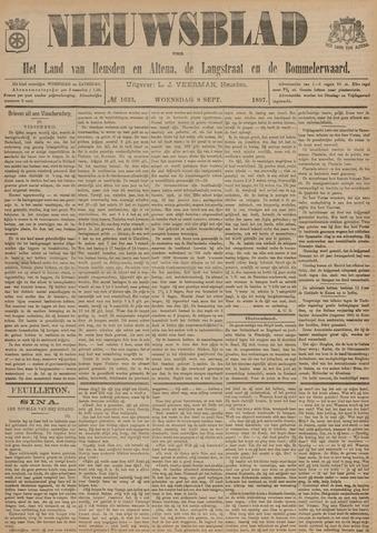 Nieuwsblad het land van Heusden en Altena de Langstraat en de Bommelerwaard 1897-09-08