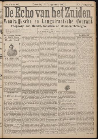 Echo van het Zuiden 1907-08-31