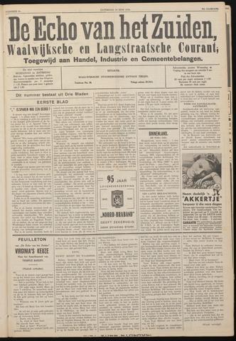 Echo van het Zuiden 1938-06-25