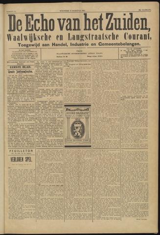 Echo van het Zuiden 1923-08-22