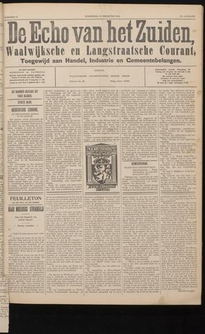 Echo van het Zuiden 1934-08-22
