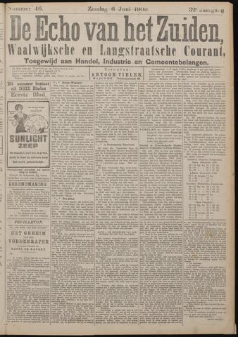 Echo van het Zuiden 1909-06-06