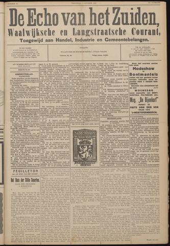 Echo van het Zuiden 1928-10-03
