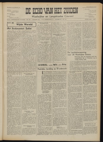 Echo van het Zuiden 1953-10-19