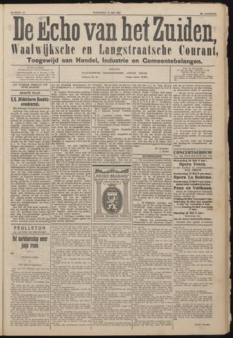 Echo van het Zuiden 1925-05-20