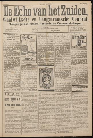 Echo van het Zuiden 1927-05-14