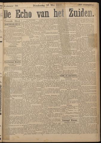 Echo van het Zuiden 1907-05-16