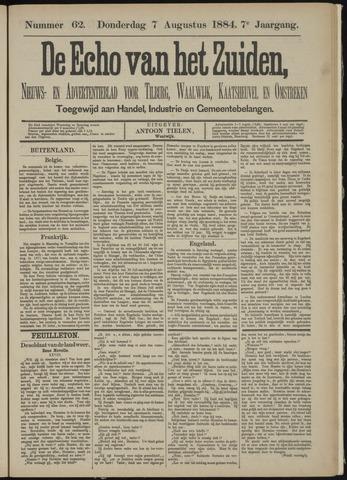 Echo van het Zuiden 1884-08-07