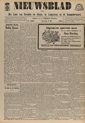 Nieuwsblad het land van Heusden en Altena de Langstraat en de Bommelerwaard 1915-05-08