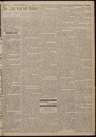 Echo van het Zuiden 1918-12-08