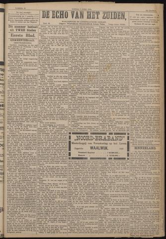 Echo van het Zuiden 1918-04-07