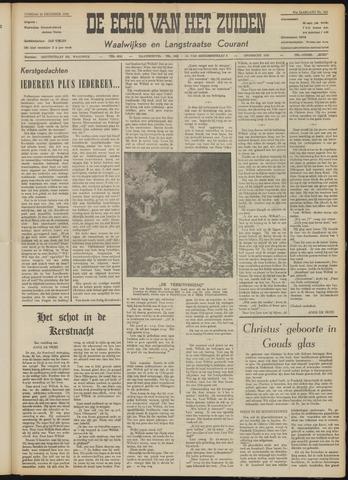 Echo van het Zuiden 1958-12-23