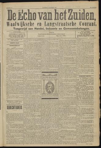 Echo van het Zuiden 1924-10-04