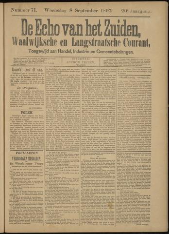 Echo van het Zuiden 1897-09-12
