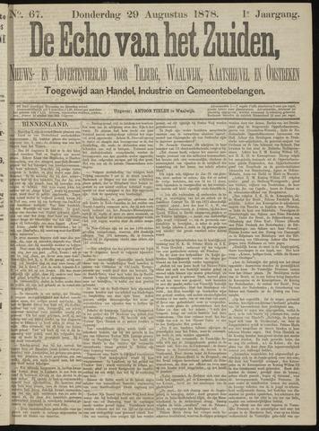 Echo van het Zuiden 1878-08-29