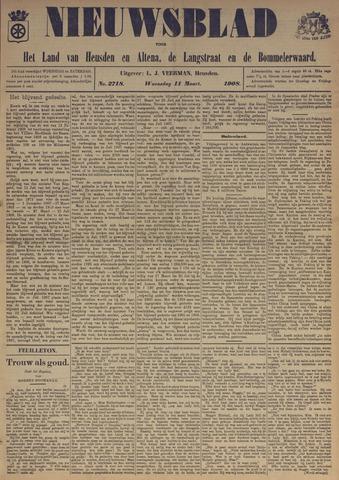 Nieuwsblad het land van Heusden en Altena de Langstraat en de Bommelerwaard 1908-03-11