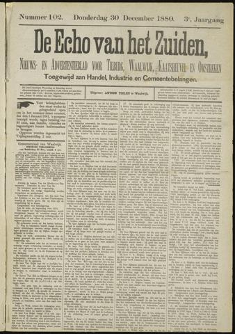 Echo van het Zuiden 1880-12-30