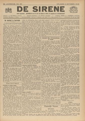 De Sirene 1945-10-05