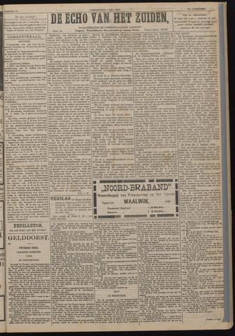 Echo van het Zuiden 1918-07-04