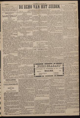 Echo van het Zuiden 1918-01-24
