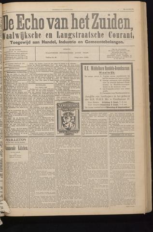Echo van het Zuiden 1932-08-31