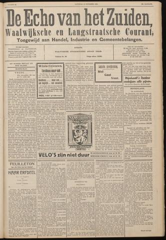 Echo van het Zuiden 1933-11-18