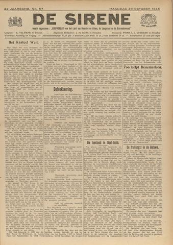 De Sirene 1945-10-29