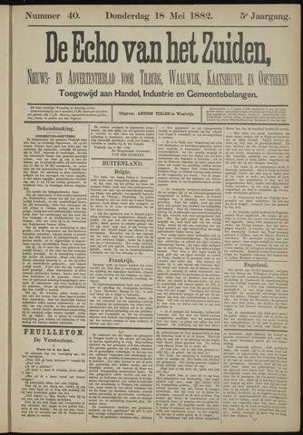 Echo van het Zuiden 1882-05-18