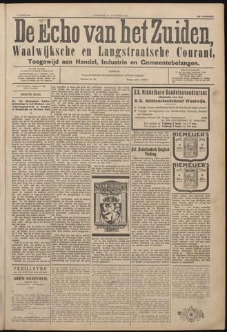 Echo van het Zuiden 1926-08-21