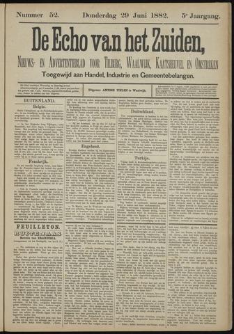 Echo van het Zuiden 1882-06-29