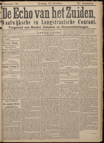Echo van het Zuiden 1900-10-14