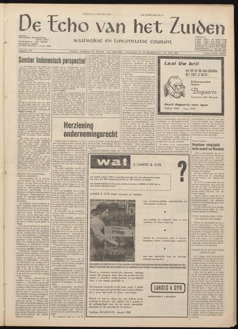 Echo van het Zuiden 1965-01-22