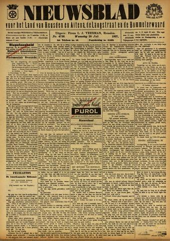Nieuwsblad het land van Heusden en Altena de Langstraat en de Bommelerwaard 1927-07-20