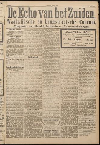 Echo van het Zuiden 1922-09-30