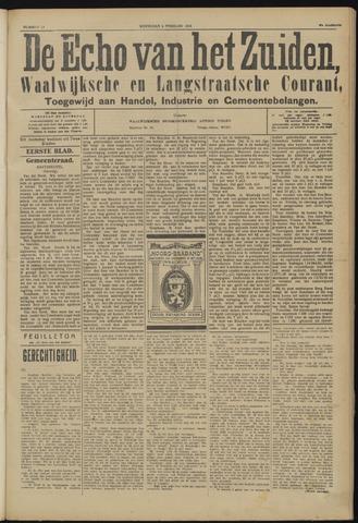 Echo van het Zuiden 1924-02-06