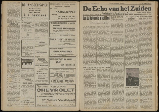 Echo van het Zuiden 1948-03-25