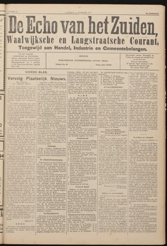 Echo van het Zuiden 1936-11-25