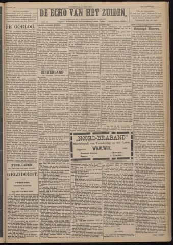 Echo van het Zuiden 1918-06-13