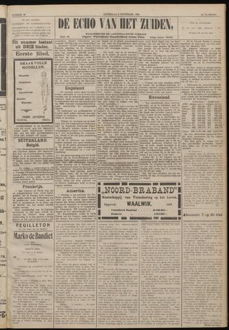 Echo van het Zuiden 1920-11-06