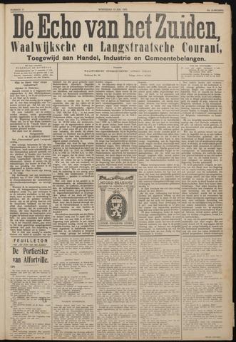 Echo van het Zuiden 1922-07-19