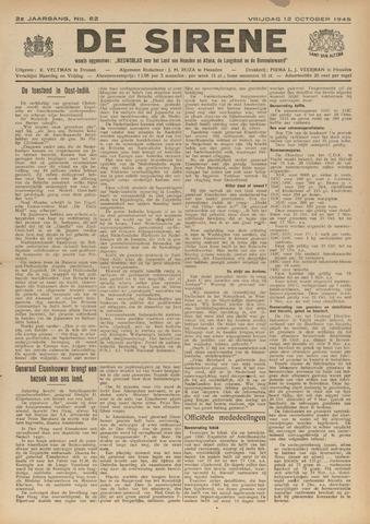 De Sirene 1945-10-12