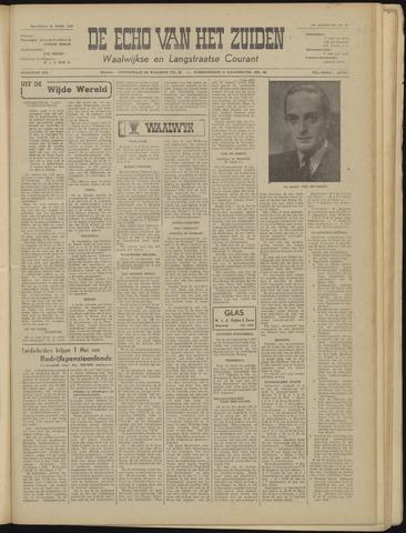 Echo van het Zuiden 1949-04-25