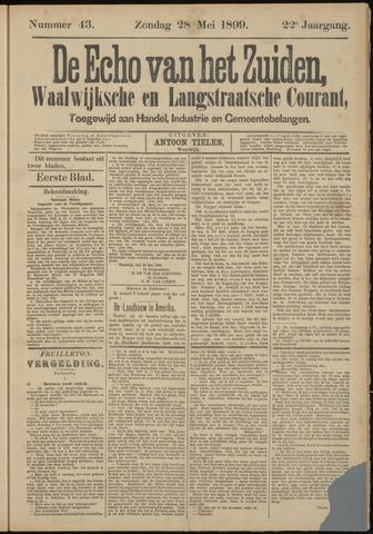Echo van het Zuiden 1899-05-28