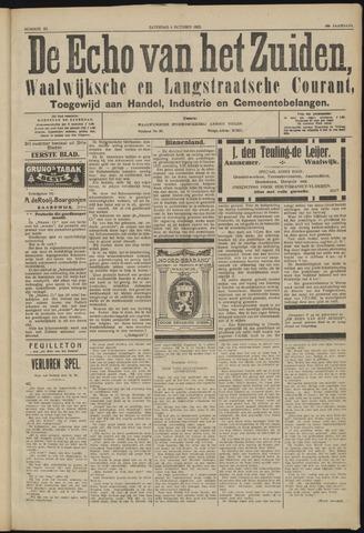 Echo van het Zuiden 1923-10-06