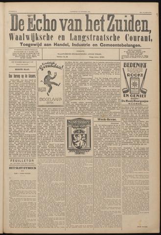 Echo van het Zuiden 1926-10-16